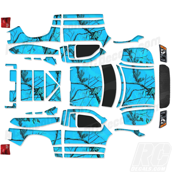 SC-10 Team Associated RC Decal - Blaze Camo (Any Color) camo decals, blaze camo rc decals, camo rc car, rc decals, rc, radio controlled, decals, team associated, chassis protector decals, rc cars, rc truck, rc starter wand, rc graphics, rc graphic kits, drone, rc drone, drone decals, traxxas decals, rc stickers, flag decals, radio controlled car stickers, drone stickers, dji stickers, dji decals, losi decals, losi stickers