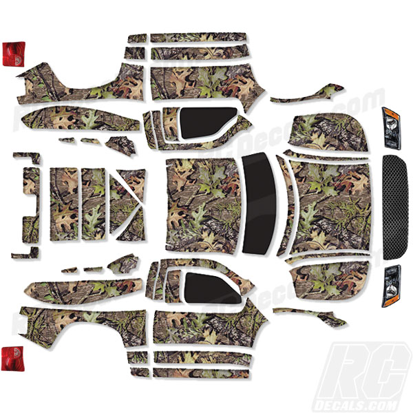 SC-10 Team Associated RC Decal - Mossy Oak Obsession rc decals, rc, radio controlled, decals, team associated, chassis protector decals, rc cars, rc truck, rc starter wand, rc graphics, rc graphic kits, drone, rc drone, drone decals, traxxas decals, rc stickers, flag decals, radio controlled car stickers, drone stickers, dji stickers, dji decals, losi decals, losi stickers