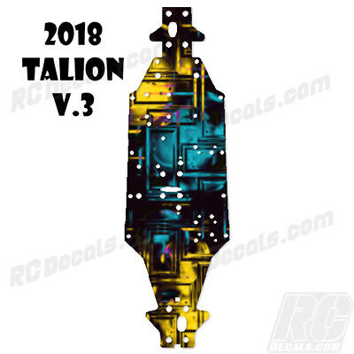 2018 Arrma Talion 6S BLX (V3) Chassis Protector Blocks rc decals, rc, radio controlled, decals, team associated, chassis protector decals, rc cars, rc truck, rc starter wand, rc graphics, rc graphic kits, drone, rc drone, drone decals, traxxas decals, rc stickers, flag decals, radio controlled car stickers, drone stickers, dji stickers, dji decals, losi decals, losi stickers
