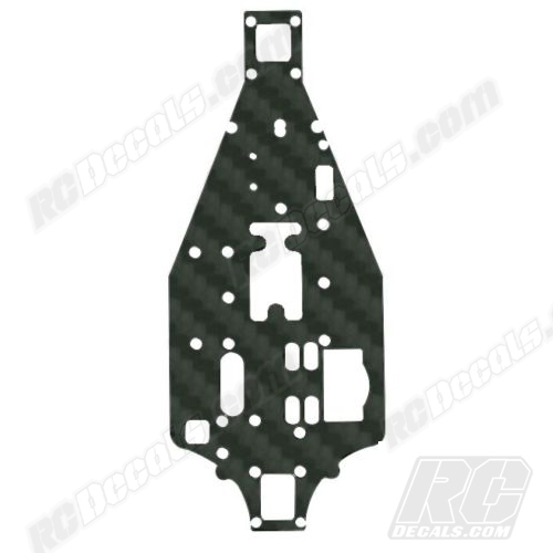 Traxxas 4-Tec Nitro RC Chassis Protector Decal - Black Carbon Fiber rc decals, rc, radio controlled, decals, team associated, chassis protector decals, rc cars, rc truck, rc starter wand, rc graphics, rc graphic kits, drone, rc drone, drone decals, traxxas decals, rc stickers, flag decals, radio controlled car stickers, drone stickers, dji stickers, dji decals, losi decals, losi stickers
