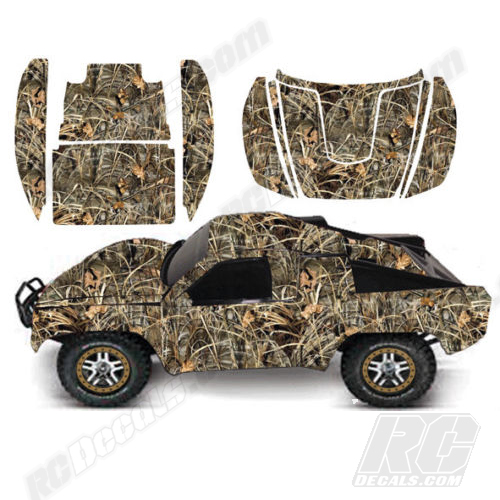 Traxxas Full RC Decal Kit- Slash 4x4 - Max 4 Camo rc decals, rc, radio controlled, decals, team associated, chassis protector decals, rc cars, rc truck, rc starter wand, rc graphics, rc graphic kits, drone, rc drone, drone decals, traxxas decals, rc stickers, flag decals, radio controlled car stickers, drone stickers, dji stickers, dji decals, losi decals, losi stickers