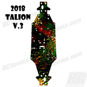 2018 Arrma Talion 6S BLX (V3) Chassis Protector Chameleon rc decals, rc, radio controlled, decals, team associated, chassis protector decals, rc cars, rc truck, rc starter wand, rc graphics, rc graphic kits, drone, rc drone, drone decals, traxxas decals, rc stickers, flag decals, radio controlled car stickers, drone stickers, dji stickers, dji decals, losi decals, losi stickers