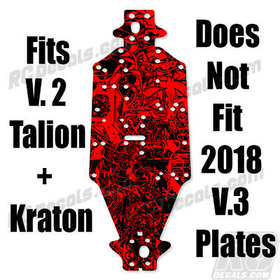 2018 Arrma Talion & Kraton  Chassis Protector Graffiti rc decals, rc, radio controlled, decals, team associated, chassis protector decals, rc cars, rc truck, rc starter wand, rc graphics, rc graphic kits, drone, rc drone, drone decals, traxxas decals, rc stickers, flag decals, radio controlled car stickers, drone stickers, dji stickers, dji decals, losi decals, losi stickers