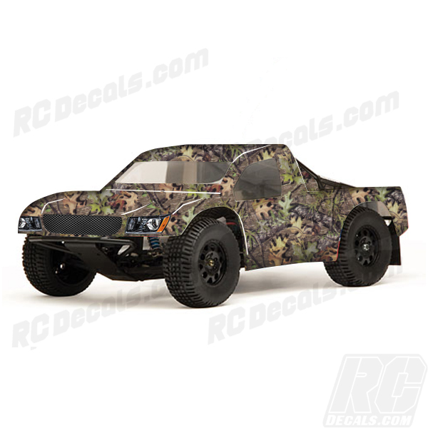 SC-10 Team Associated RC Decal - Mossy Oak Obsession - RC-SC10-ASS-MO-OB